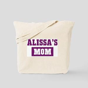 Alissas Mom Tote Bag