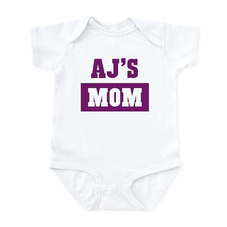 Ajs Mom Infant Bodysuit