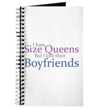 I Hate Size Queens Journal