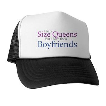 I Hate Size Queens Trucker Hat