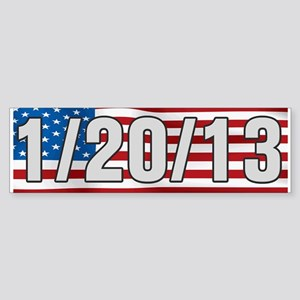 1/20/13 Anti-Obama BumperSticker
