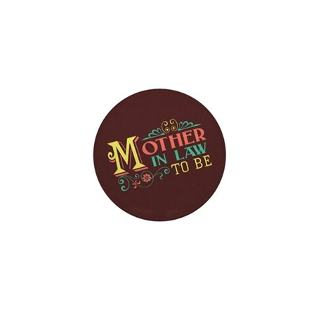 Pastel Mother in Law Mini Button (100 pack)