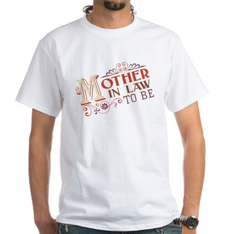 Antique Mother in Law White T-Shirt