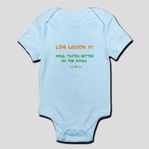 Life Lesson #2 Play Worthy Baby Body Suit