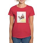 Camel Art Women's Dark T-Shirt