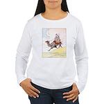 Camel Art Women's Long Sleeve T-Shirt