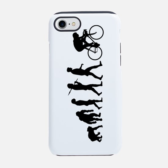 Cycling Evolution iPhone 7 Tough Case