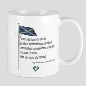 Declaration Of Arbroath Mug