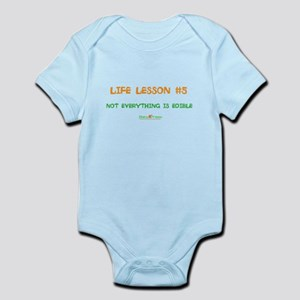 Life Lesson #5 Play Worthy Baby Body Suit