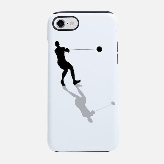 Hammer Throw iPhone 7 Tough Case