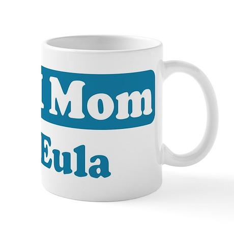 #1 Mom Eula Mug