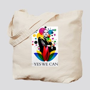 Obama - Yes we can Tote Bag
