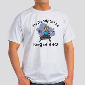 BBQ King Daddy Light T-Shirt