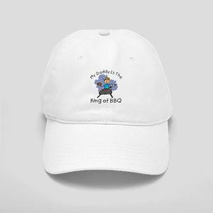 BBQ King Daddy Cap