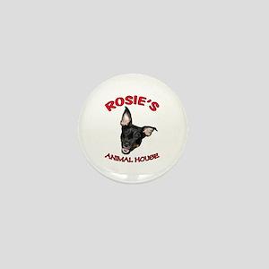 Rosie's Face Mini Button