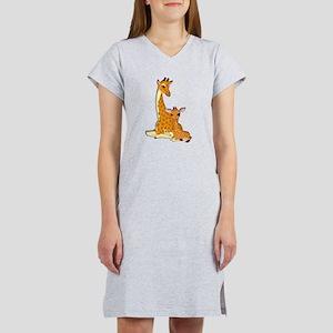 Proud Mom Baby Giraffe T-Shirt