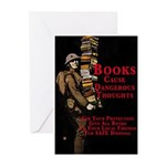 Books Greeting Cards (Pk of 10)