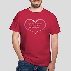 Enough Love Dark T-Shirt