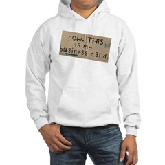 Recession Card Hoodie