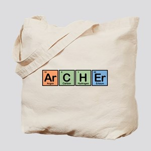 Archer made of Elements Tote Bag