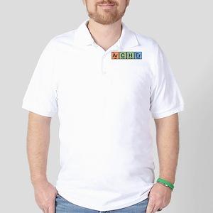 Archer made of Elements Golf Shirt