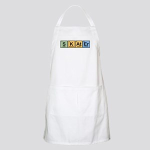 Skater made of Elements BBQ Apron