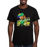 Barack O'Blarney anti-Obama Men's Fitted T-Shirt (