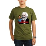 Reject Obammunism anti-Obama Organic Men's T-Shirt