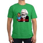 Reject Obammunism anti-Obama Men's Fitted T-Shirt