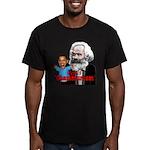 Reject Obammunism anti-Obama Men's Fitted T-Shirt