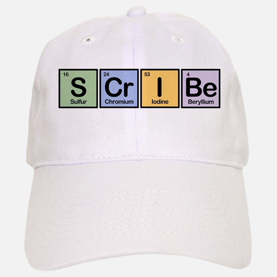 Scribe made of Elements Baseball Baseball Cap