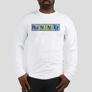 Runner made of Elements Long Sleeve T-Shirt