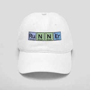 Runner made of Elements Cap