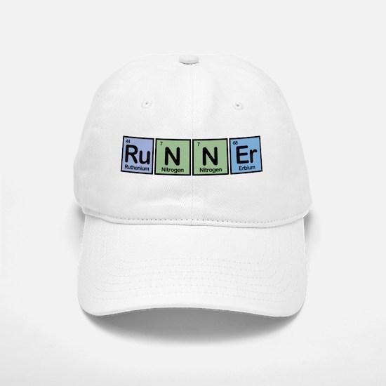 Runner made of Elements Baseball Baseball Cap