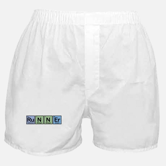 Runner made of Elements Boxer Shorts
