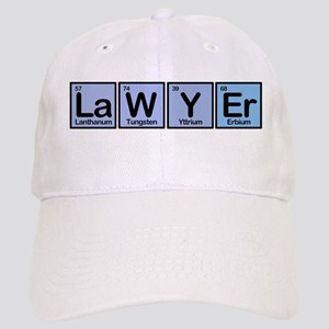 Lawyer made of Elements Cap