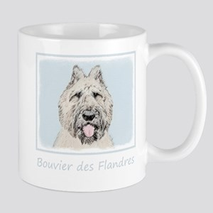 Bouvier des Flandres Mug