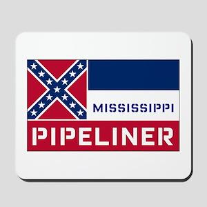 Mississippi Pipeliner Mousepad
