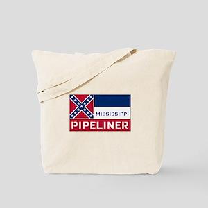 Mississippi Pipeliner Tote Bag