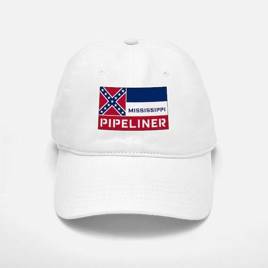 Mississippi Pipeliner Baseball Baseball Cap