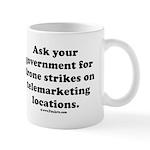 Target Telemarketing! 11 oz Ceramic Mug