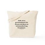 Target Telemarketing! Tote Bag