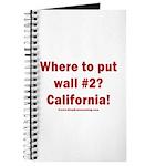 Wall #2? California! Journal