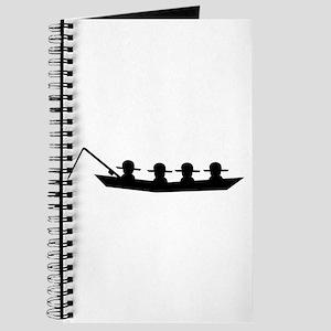 Fishing Boat Journal