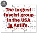 Antifa is Fascist! Duh! Puzzle