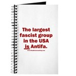 Antifa is Fascist! Duh! Journal