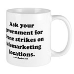 Target Telemarketing! 11 oz Ceramic Mug