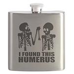 I Found This Humerus Flask