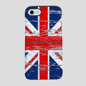 Barnwood Britain Union jack iPhone 7 Tough Case