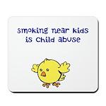 Kids Need Clean Air. Mousepad